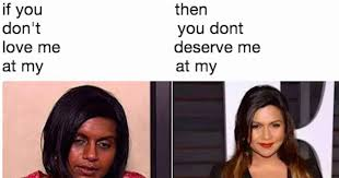 Mindy Meme - mindy kaling s response to getting meme d is the most kelly