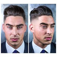 how to undercut men u0027s undercut with long textured spiky fringe on brown hair with