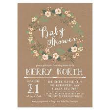 Wedding Invitations Kerry Baby Shower Invitations U2013 Paper Hive Studio