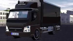 mitsubishi truck indonesia euro truck simulator 2 mitsubishi youtube