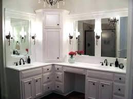 Corner Vanities Bathroom Corner Vanity Mirror Mirror Design