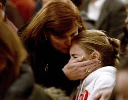 Catholic Elementary Schools Of Long Newtown Vigil U0027these Parents Lost Their Hearts Today
