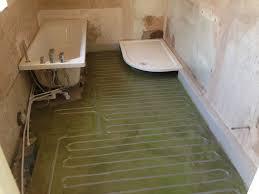 Heated Flooring Under Laminate Bathroom Floor Heating Best Bathroom Decoration