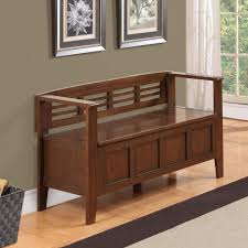 Small Bench With Storage Interior Bed Benches With Storage Indoor Storage Bench Wooden