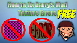 game like garry s mod but free how to fix all garry s mod texture errors free youtube