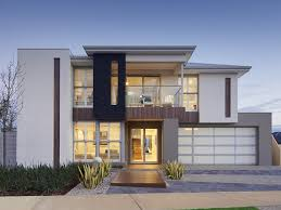 Photo Of A House Exterior Design From A Real Australian House - Exterior design homes