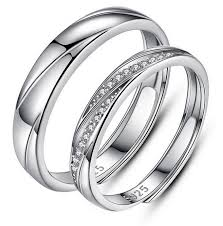 couples rings set images Best 2016 new couple rings lover 39 s 925 sterling silver engagement jpg
