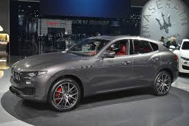 white maserati truck the levante is the maserati of suvs yours from 72 000
