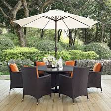 Patio Dining Sets With Umbrella Patio Dining Sets On Sale Bellacor