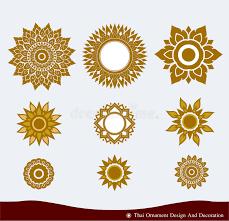 thai design thai ornament design stock vector illustration of abstract 44170934