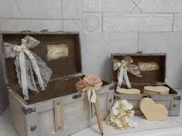 wedding wishes and advice cards wedding card box wedding wishes box rustic wedding card box