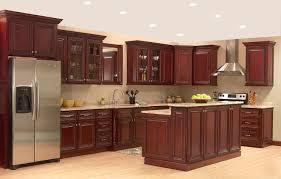 wood cabinets kitchen unique cherry kitchen cabinets black