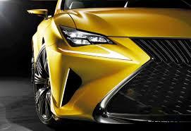 lexus yellow sports car 2014 lexus lfc2 concept cabrio is truly miraculous a design so