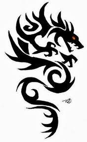 the best tribal dragon tattoos gallery 2 tattoo designs