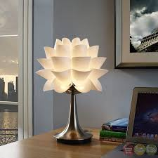 livingroom table lamps lighting impressive modern glass table lamp design with charming