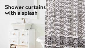 Science Shower Curtain Shower Curtain Rod Bath