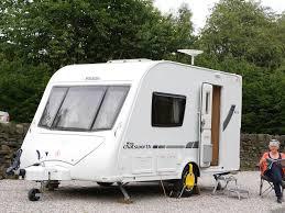 Glossop Caravans Awnings Elddis Chatsworth 372 Review Practical Caravan