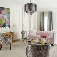 White Pink Living Room by Sofa Attractive Tufted Sofa Living Room Grey Living Room