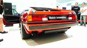 bmw m1 startup munich automobiles singapore youtube