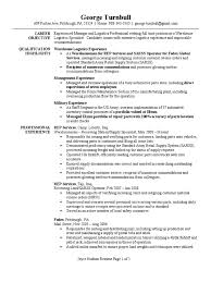 Sample Resume For Warehouse Manager by Warehouse Specialist Resume International Registered Nurse Cover