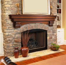 How To Build Fireplace Mantel Shelf - cheap diy fireplace mantel shelf ideas home fireplaces firepits