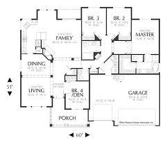 Craftsman House Floor Plans 93 Best House Plans Images On Pinterest House Floor Plans Dream