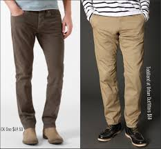 mens light colored jeans brown pants for men pant olo