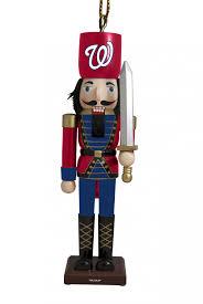 washington nationals nutcracker ornament sports merchandise