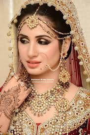 bridal gold sets beautiful bridal gold jewellery sets 2017 2018 hijabiworld