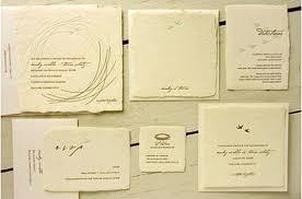 paper for invitations green wedding guide invitations inhabitat green design