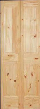 Pine Bifold Closet Doors Knotty Pine Doors From Premier Doors Millworks