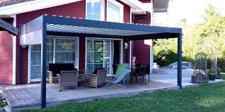 Veranda Pour Terrasse Jolivet Verandas Couverture Terrasse Portail Fenetre Haute