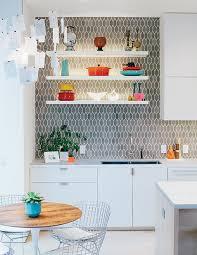 hexagon tile kitchen backsplash 12 stylish kitchen ideas with fashionable hexagon tile ourel