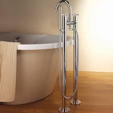 cross freestanding bath shower mixer tap 149 96