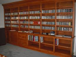 home design built in bookshelves with desk industrial large wooden