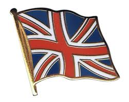 Great Britain Flag Great Britain Uk Flag Pin Badge 1 X 1 Inch Best Buy Flags Co Uk