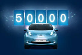 nissan leaf zero emission nissan leaf beyond the numbers