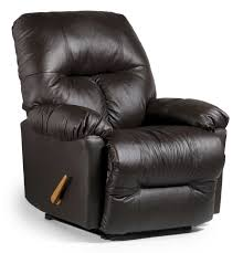 Brown Leather Recliner Chair Reclining Jasen U0027s Fine Furniture Since 1951