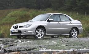 subaru hawkeye wagon subaru impreza saloon review 2005 2008 parkers