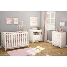Convertible Crib And Dresser Set Child Of Mine By S Woodhaven Crib In Vintage White