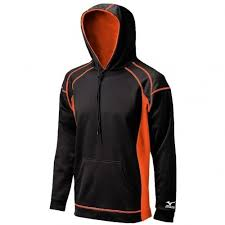 mizuno technical fleece hoodie g2 350362 apparel clearance deals
