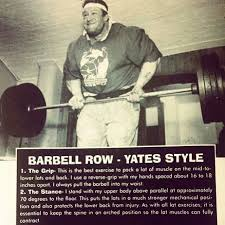 Bench Barbell Row How To Barbell Row With Proper Form For Maximum Lat Activation