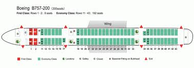 757 seat map air china airlines aircraft seatmaps airline seating maps and