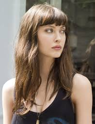bet bangs for thick hair low forehead 64 best corte con flequillo images on pinterest hair cut short