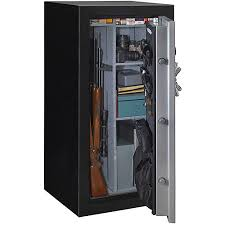 home depot gun safes on black friday stack on 28 gun total defense fire and waterproof safe with