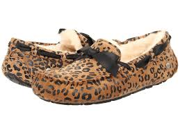 ugg sale belk lyst ugg dakota leopard bow in brown