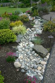 Gorgeous Dry Creek Bed Design Ideas Dry Creek Bed Dry Creek - Backyard river design