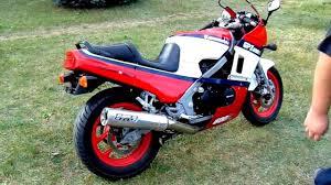kawasaki gpz 600 ninja 1987 engine sound exhaust dźwięk