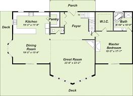 floor plans for lakefront homes log home floor plans mountain creations homes treasure lake house
