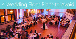 Wedding Reception Floor Plan Template Wedding Fail 4 Wedding Floor Plans To Avoid